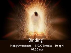 1 Kor. 10, 12-16 - H.A. Binding 10-04-2016