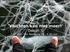 Daniel 5 - Vluchten kan niet meer (vs.2)