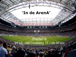 Daniel 6 - In de ArenA vs. 2