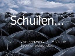 Openbaringen 7 - Schuilen - 26-11-2017