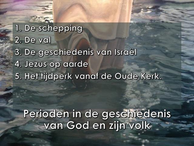 Heb. 1, 1-14 God in ons midden 4. En toen kwam Jezus (2)