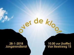 Efeze 6, 1-4 - NGKE - 28-1-2018 - Over de kloof