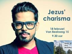 Marcus 1, 21-29 - Preek - NGKE - 18-2-2018 GOIM 6 - Jezus_ charisma