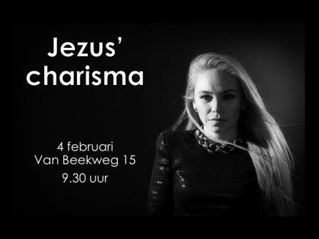 Marcus 1, 21-29 - Preek - NGKE - 4-2-2018 Jezus_ charisma