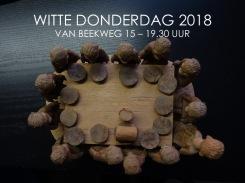 Marcus 14, 12-26 - Witte D. 2018 - 'Verraad'