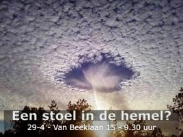 Een stoel in de hemel - Luk 16, 19-31 (2e)