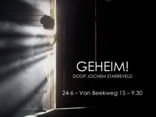 1 Kor. 2, 6-9 - preek - NGKE - 24-6-_18 'Geheim!_ (doop Jochem Starreveld)