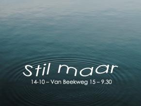 Psalm 62,2 - meditatie - NGKE - 14-10-18